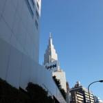 新宿 尖塔